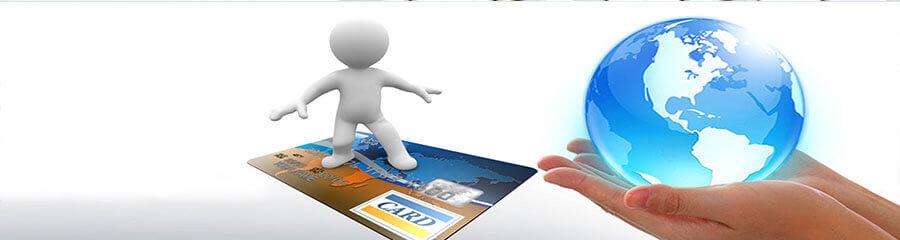 Elektronik ticaret, her türden mal ve hizmeti kapsar.